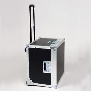 Nor1327B koffert med hjul og håndtak
