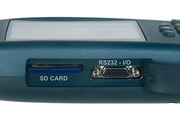 Nor140 støymåler SD-kort og RS232-I/O