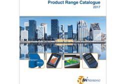 Ny Norsonic produkt katalog