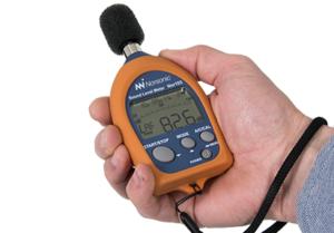 Nor103-sound-level-meter