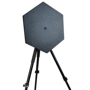 Akustisk kamera - Hextile
