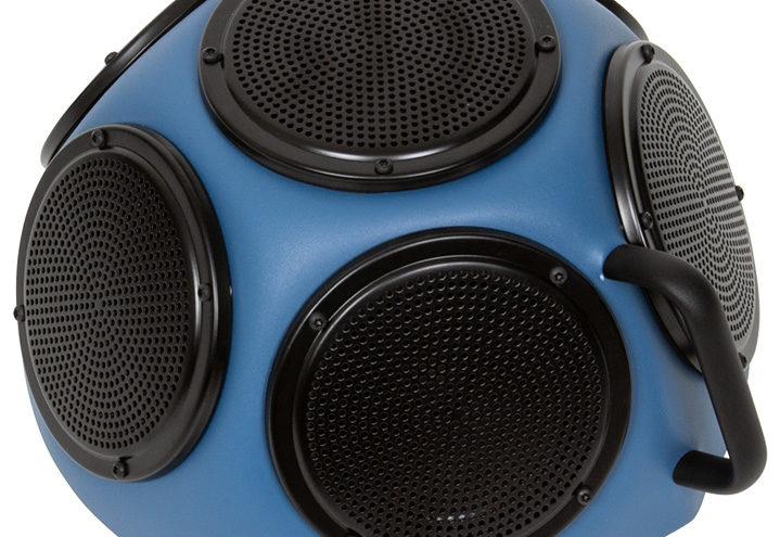 Høyttaler Nor275 er en kraftig lydkilde for å utføre feltmålinger