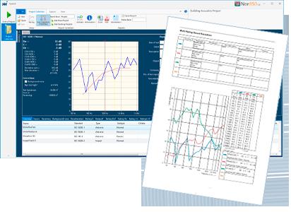 Ny versjon 3 Norsonic Nor850 software